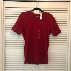 Express V Neck Shirt; brand new with tag
